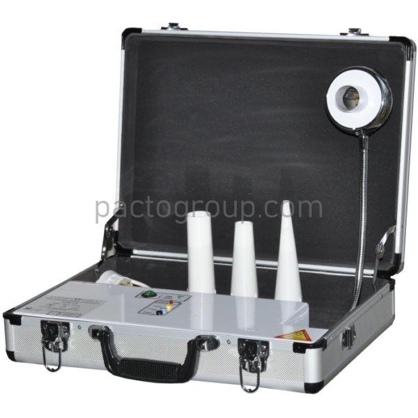Portable mercury-quartz irradiator BOP-4М
