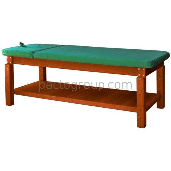 Wooden massage table DМ