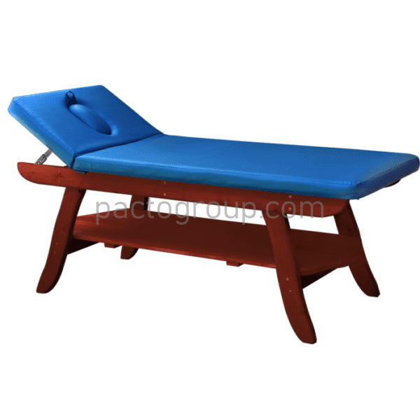 Wooden massage table DМ-SPA