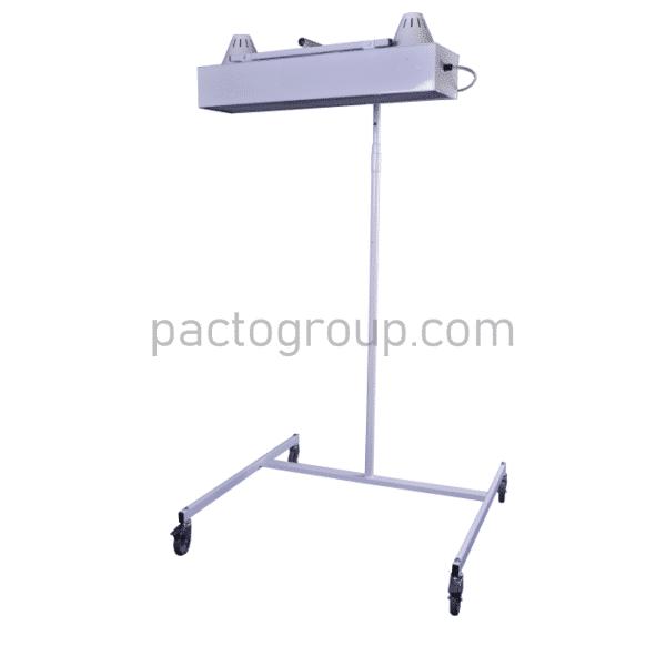 Irradiator for the upper heating of infant LVO-01