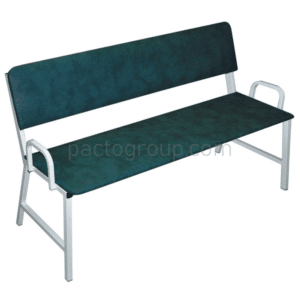 Banquette with backrest МBS-3