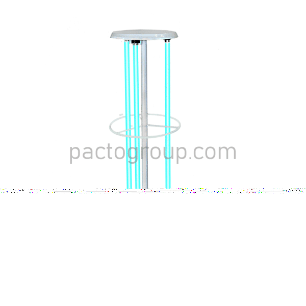 Bactericidal irradiator OBPе-225m