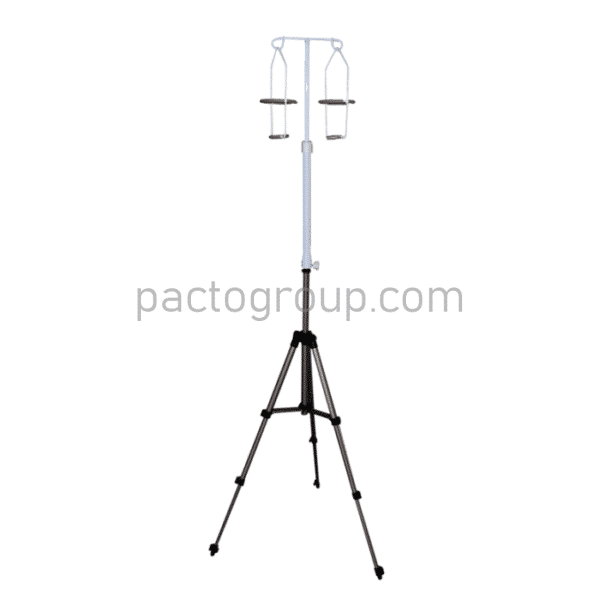 Folding tripod for continuous infusions SHDV-S