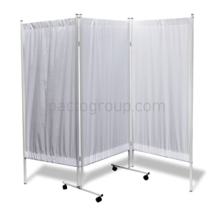 Triple-section panel screen SHP -3