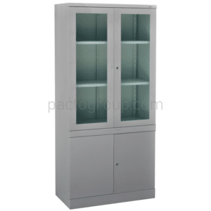 Laboratory cabinet SHL-2s with safe