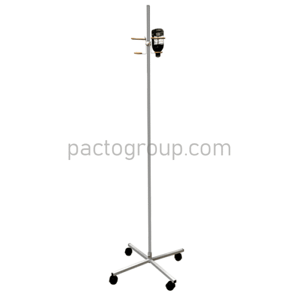 Mobile tripod for continuous infusions SHDV-P