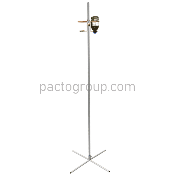 Stationary tripod for continuous infusions SHDV