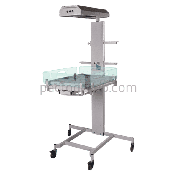 Physiotherapeutic irradiator Aist type