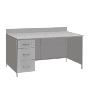 Laboratory table with drawers SL-001.03.04
