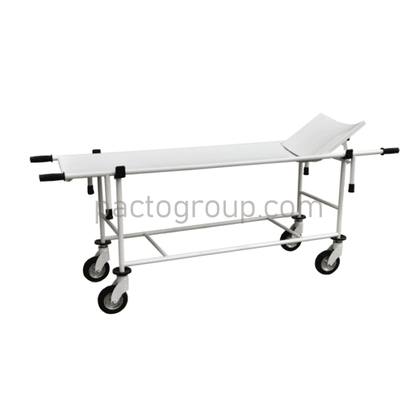 Cart for transportation of patients with removable stretchers ТBS-150