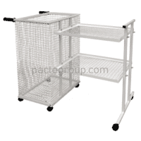 Cart for dirty and clean laundry ТGB