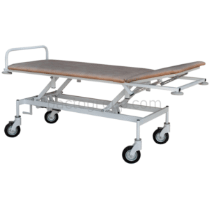 Cart for transportation of the patient with height adjustment ТPBR