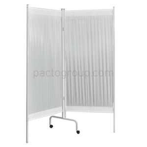 Double-section panel screen SHP -2