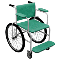 Wheelchair КVК-1