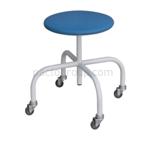 Mobile screw chair SV-4P