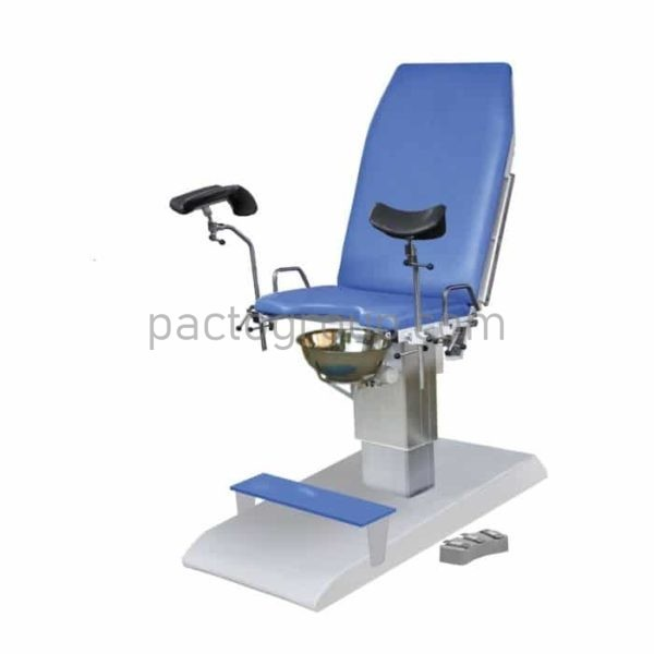 Gynecological chair KG-4E with three electric drives