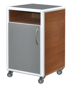 Movable cabinets made of aluminum profiles ТА-1