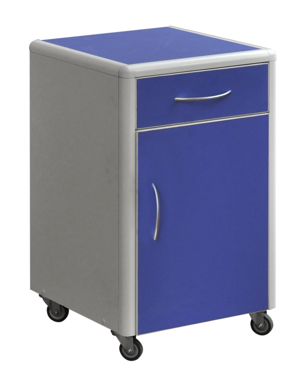 Movable cabinets made of aluminum profiles ТА-2