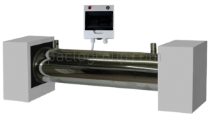 Bactericidal irradiators for water disinfection ОBV-75m, ОBV-300