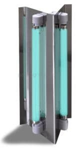 Bactericidal irradiator OBN-15m