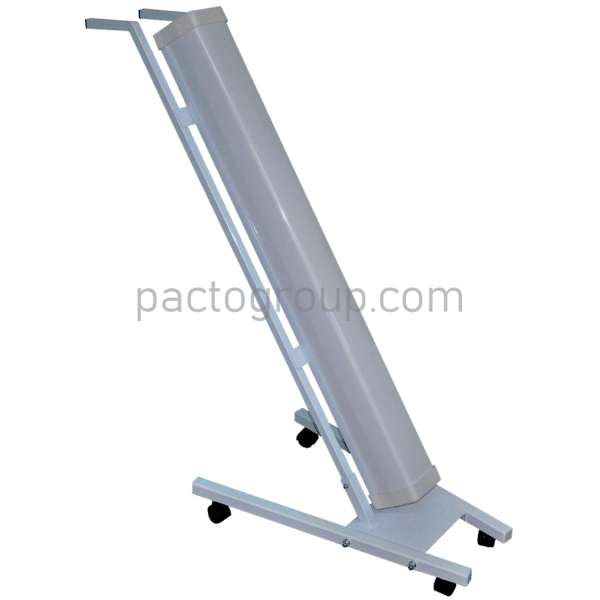 Mobile tripod for recirculator SHDR-P