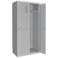 Medical cabinet for robes bivalve SHHМ-2